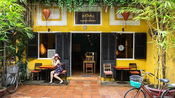 Mango Rooms restaurant