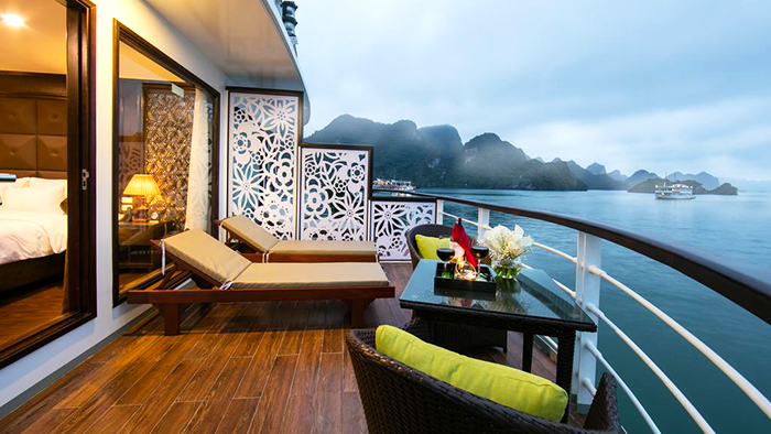 Staying in a luxury cruise will make your trip more memorable