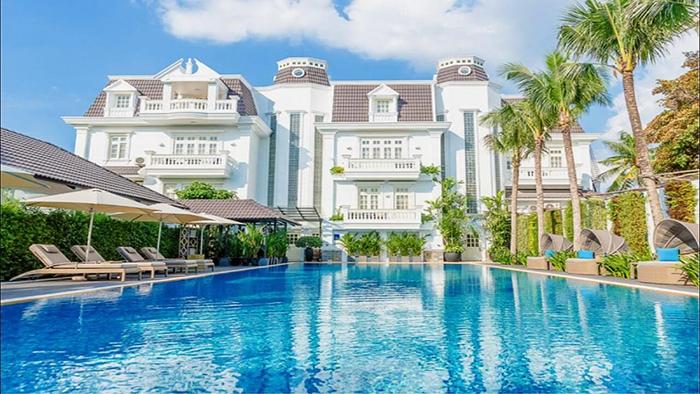 Villa Song Saigon hotel