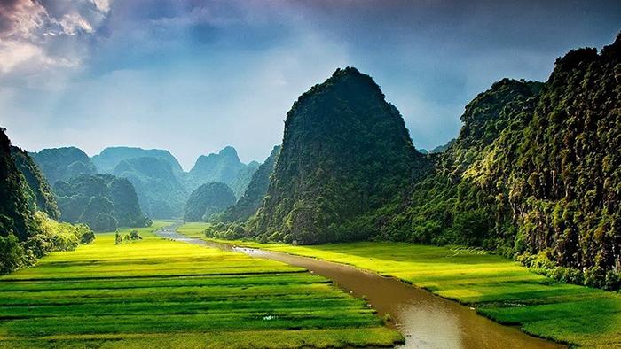 Ninh Binh (via vtc.vn)