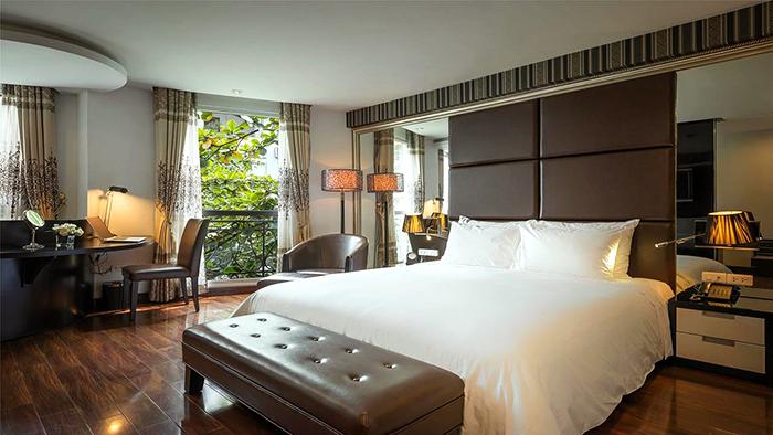 Hanoi La Siesta Diamond Hotel