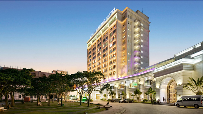 Royal Halong Hotel - one of the best places to stay in Halong