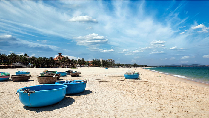 "The white sand is a ""specialty"" of Phan Thiet city"