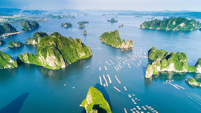 Halong Bay is one of the World's Natural Heritage (news.zing.vn)