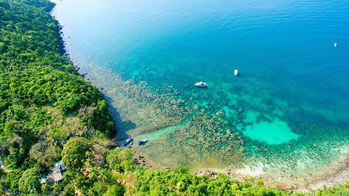 The stunning beauty of Phu Quoc island