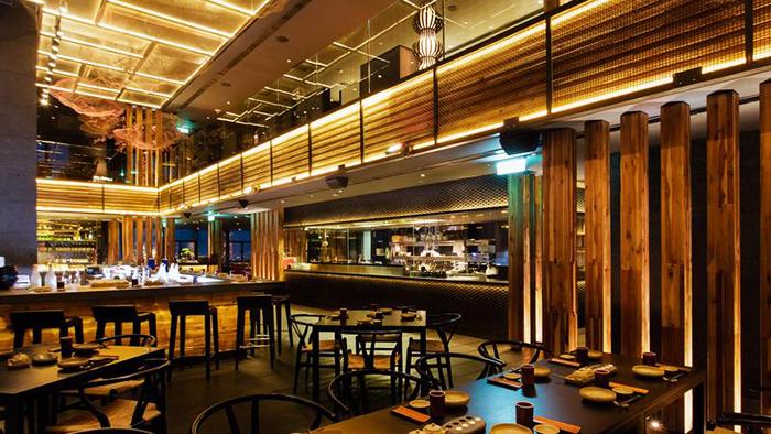 Sorae Restaurant - Lounge (vis soraesushi)