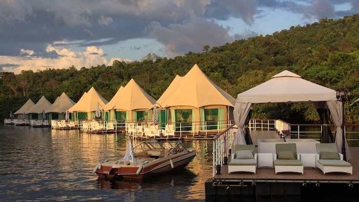 The 4 Rivers Floating Lodge, Koh Kong, Cambodia