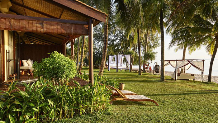 Bungalows in Phu Quoc