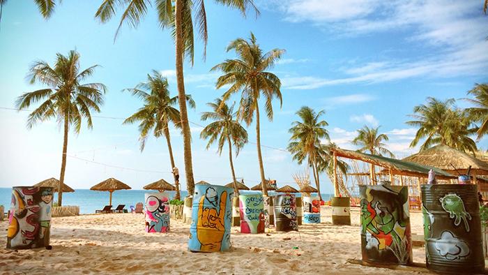 Phu Quoc beach bar