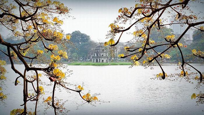 Hanoi in August (via wikitravel)