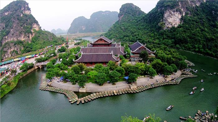 Bai Dinh - Trang An of Ninh Binh