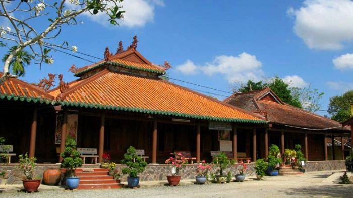 Ton Thanh Temple