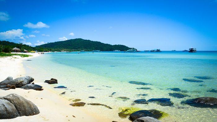 Bai Truong beach