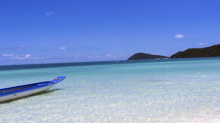 The pristine beauty of Khem beach