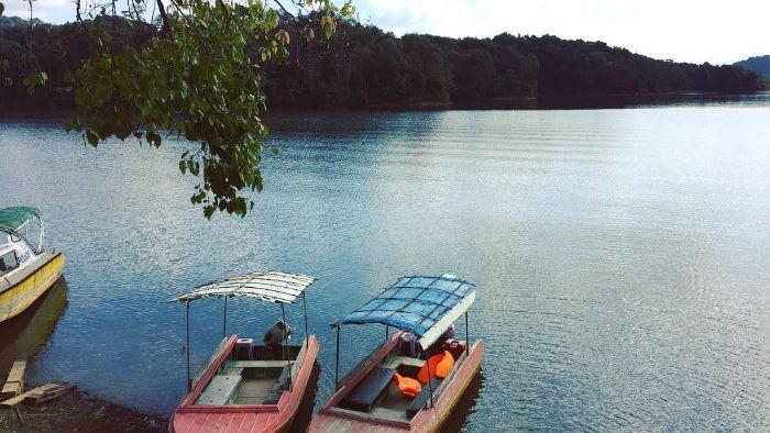 Pa Khoang Lake