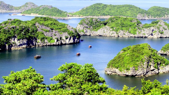 Recognition of 2 tourist routes and 6 destinations in Hai Phong
