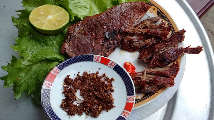 Chance to try featured Phu Yen specialties in the Independence Day vacation