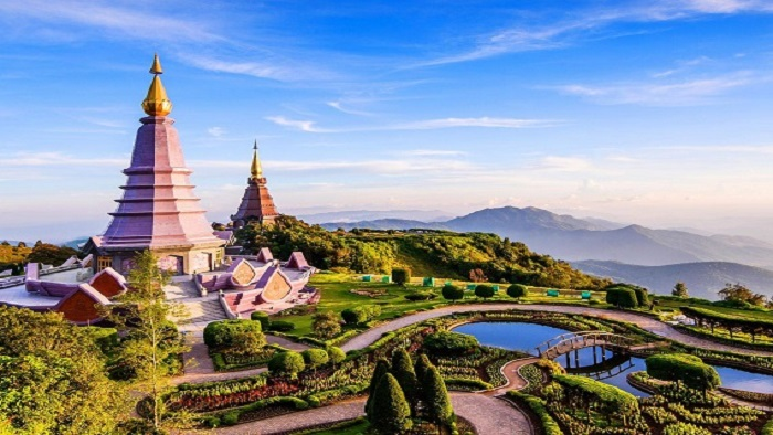Conquer Thailand's highest peak in Doi Inthanon National Park