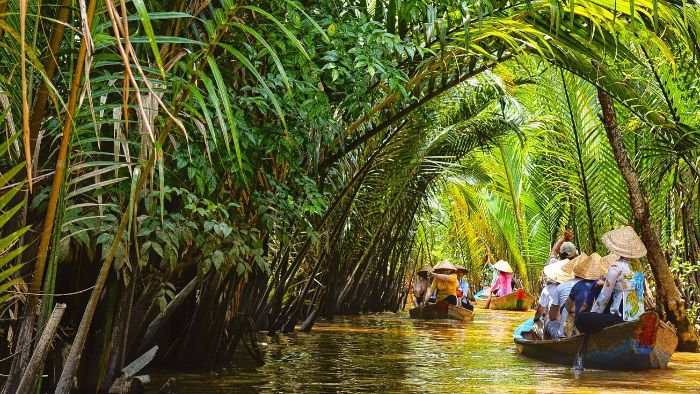 Mekong Delta Green Tourism Week Attracts Thousands of Visitors
