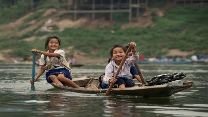 Thailand Mekong River Photos