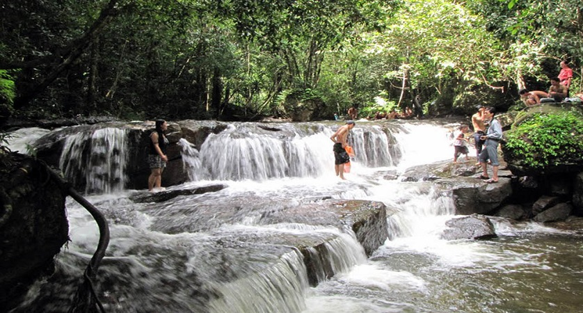 Tranh stream - a destination you should not miss in Phu Quoc