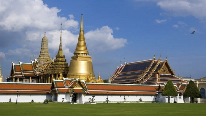 Wat Phra Kaew - a prominent religious icon of Thailand