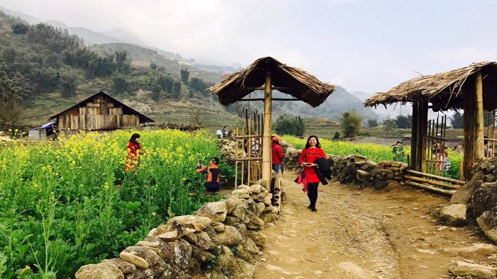 itinerary to sapa