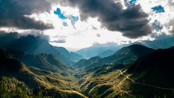 Conquer O Quy Ho pass-the adventurous traveler's lush