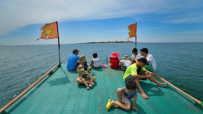 Explore Cu Lao Cau, Phan Thiet