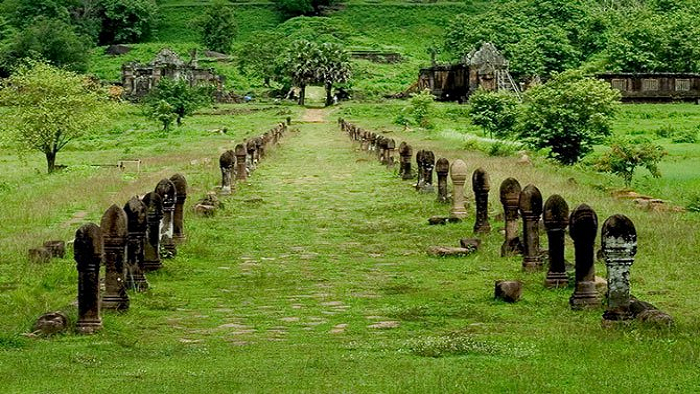 Explore Wat Phou - the sacred temple in Laos