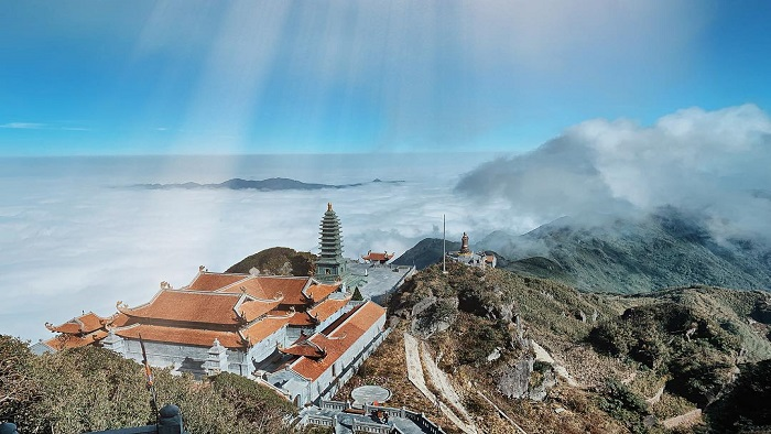 Fansipan Legend - City on Clouds in Sapa