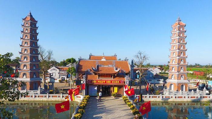 Hoang Phuc pagoda - The national historic monument