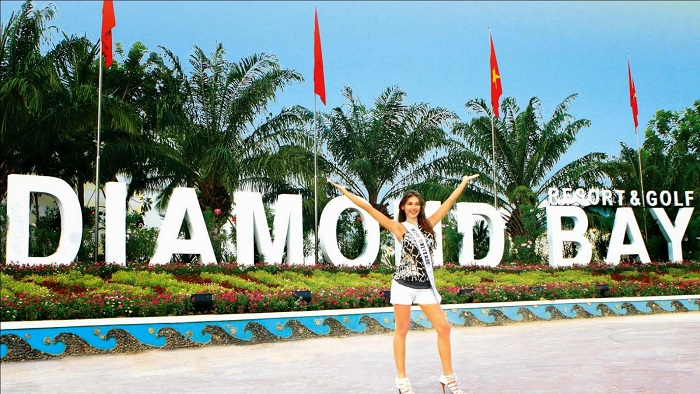 Opening Diamond Bay Hotel in Nha Trang