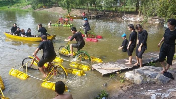Phu Huu ecotourism area