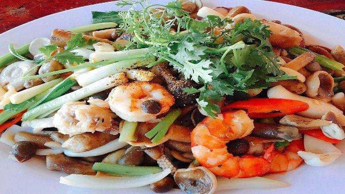 Phu Quoc Holidays: Melaleuca mushroom Phu Quoc
