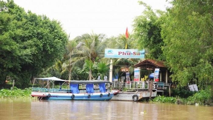 Phu Sa tourism area