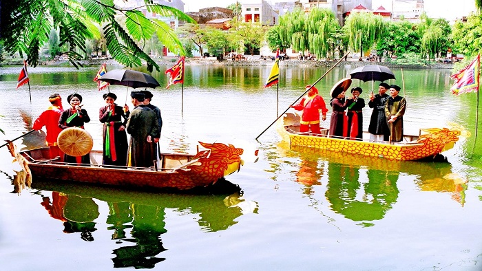 Quan ho – An Intangible Cultural Heritage of Bac Ninh province