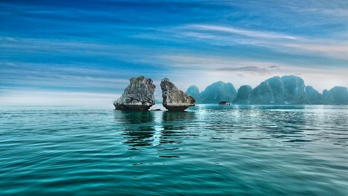 Trong Mai Islet- The Symbol Of Halong Tourism