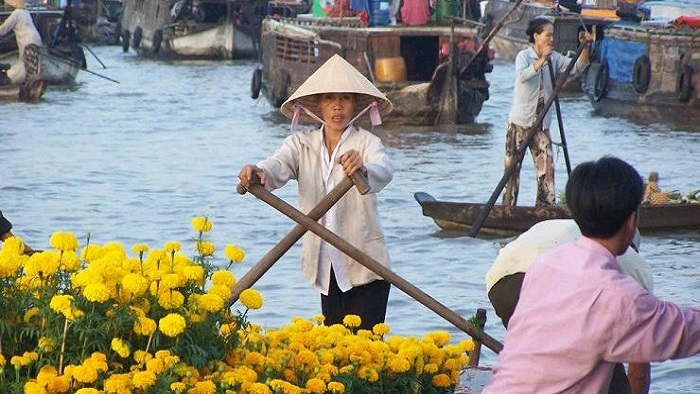 3 days in Mekong delta