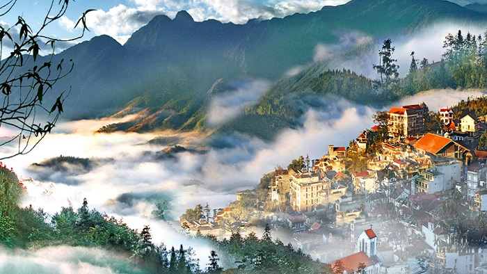 Sapa - where it is actually located