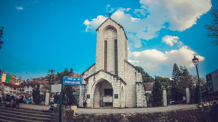 Stone Church of Sapa