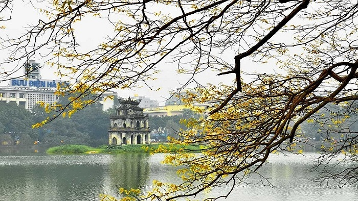 The 5 famous lakes in Hanoi