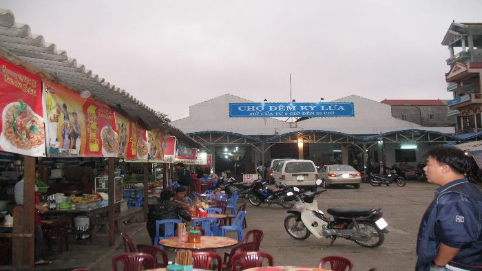 The most famous night markets in Vietnam