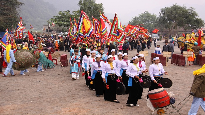 The most unique festivals in Mai Chau