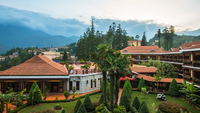 Top 3 Best Hotels In Sapa