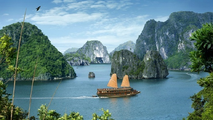 Travel guides from Halong to Tuan Chau Island