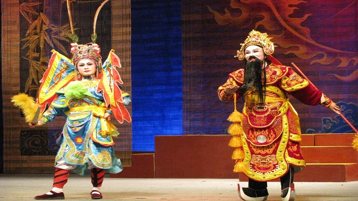 Tuong - the opera of Vietnam